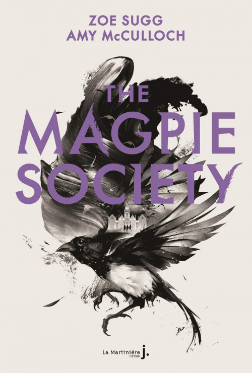 Couverture The Magpie Society, tome 1
