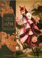 Couverture Esprits et créatures du Japon Editions Soleil 2020