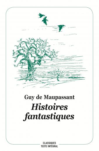 Couverture Histoires fantastiques