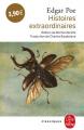 Couverture Histoires extraordinaires Editions Le Livre de Poche (Classiques) 2020