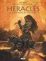 Couverture Héraclès, tome 3 : L'apothéose du Demi-Dieu Editions Glénat (Mythologie) 2020