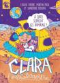 Couverture Clara l'extraterrestre Editions Poulpe fictions (Mini poulpe) 2020