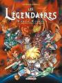 Couverture Les Légendaires, tome 23 : World Without : Les Cicatrices du Monde Editions Delcourt 2020