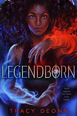 Couverture Legendborn