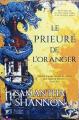 Couverture Le Prieuré de l'Oranger Editions de Saxus (reliée) 2019