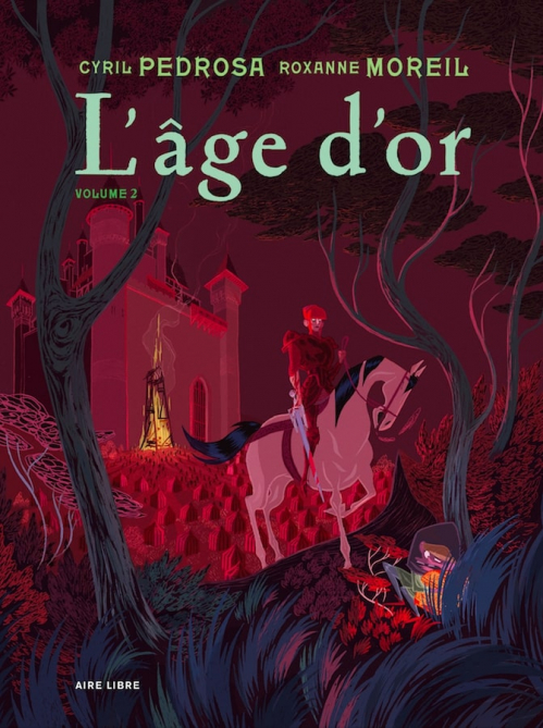 Couverture L'âge d'or, tome 2