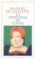 Couverture La Princesse de Clèves Editions Garnier Flammarion 1991