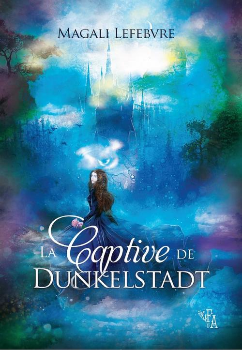Couverture La captive de Dunkelstadt