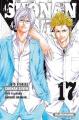 Couverture Shonan Seven, tome 17 Editions Kurokawa (Shônen) 2020