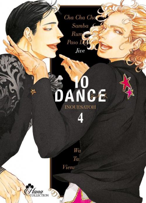 Couverture 10 dance, tome 4