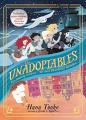 Couverture La fabuleuse histoire de cinq orphelins inadoptables Editions Puffin Books 2020