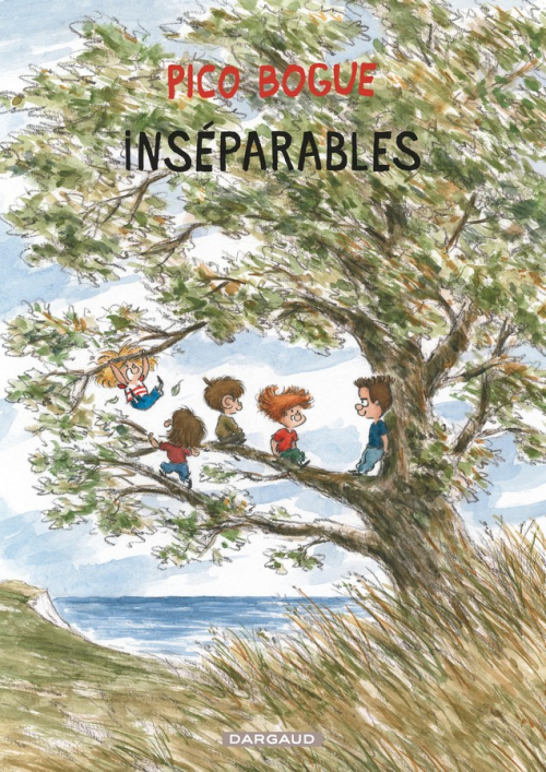 Couverture Pico Bogue, tome 12 : Inséparables