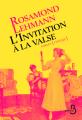 Couverture L'invitation à la valse Editions Belfond (Vintage) 2020