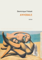 Couverture Annibale Editions Belfond (Pointillés) 2020
