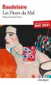 Couverture Les fleurs du mal / Les fleurs du mal et autres poèmes Editions Folio  (Classique) 2020