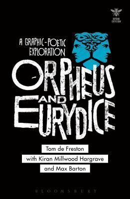 Couverture Orpheus and Eurydice: A Graphic-Poetic Exploration