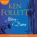 Couverture Notre-Dame Editions Audiolib 2020