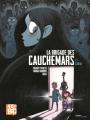 Couverture La brigade des cauchemars, tome 1 : Sarah Editions Jungle ! (Frissons) 2020