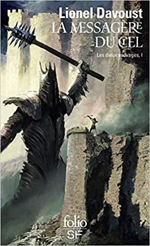 Couverture Les Dieux Sauvages, tome 1 : La messagère du ciel