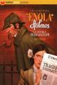 Couverture Les enquêtes d'Enola Holmes, tome 1 : La double disparition Editions Nathan 2013