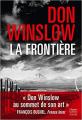 Couverture La Frontière Editions HarperCollins (Poche) 2020