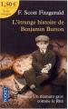 Couverture L'étrange histoire de Benjamin Button Editions Pocket 2009