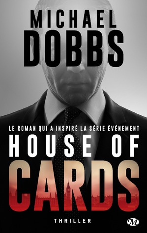 Couverture House of Cards, tome 1