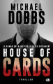 Couverture House of Cards, tome 1 Editions Milady (Thriller) 2015