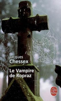Couverture Le Vampire de Ropraz