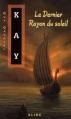 Couverture Le Dernier Rayon du soleil Editions Alire (Fantasy) 2005