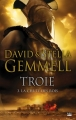 Couverture Troie, tome 3 : La chute des rois Editions Bragelonne 2009