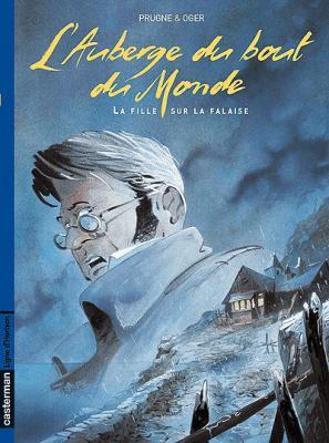 Couverture L'Auberge du bout du monde, tome 1 : La Fille sur la falaise