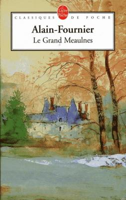 Couverture Le grand Meaulnes