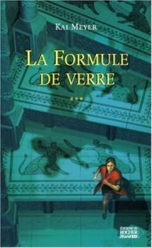 Couverture L'histoire de Merle, tome 3 : La formule de verre