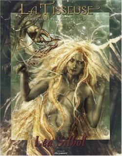 Couverture La Tisseuse : contes de fées, contes de failles