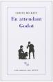Couverture En attendant Godot Editions de Minuit 1991