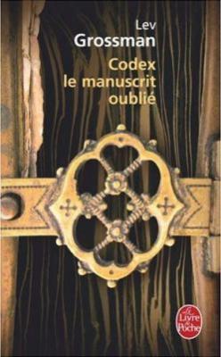 Couverture Codex le manuscrit oublié