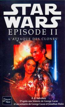 Couverture Star Wars, tome 2 : L'Attaque des Clones