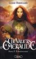Couverture Les chevaliers d'émeraude, tome 07 : L'enlèvement Editions Michel Lafon 2009