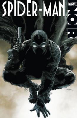 Couverture Spider-Man Noir, tome 1