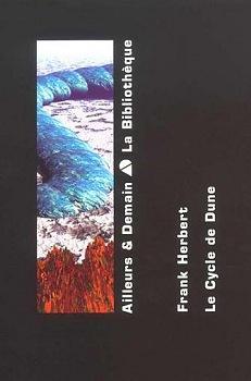 Couverture Le cycle de Dune, intégrale, tome 1