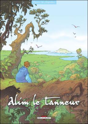 Couverture Alim le tanneur, tome 4 : Là où brûlent les regards