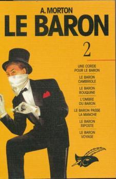 Couverture Le Baron, tome 2