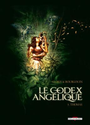 Couverture Le Codex Angélique, tome 3 : Thomas
