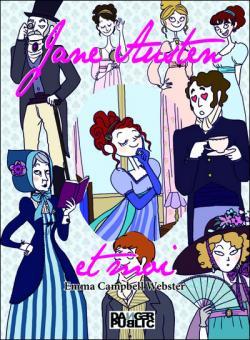 Couverture Jane Austen et moi