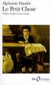 Couverture Histoire d'un enfant / Le petit Chose : Histoire d'un enfant / Le petit Chose Editions Folio  (Classique) 2007