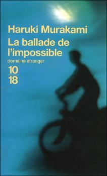Couverture La ballade de l'impossible