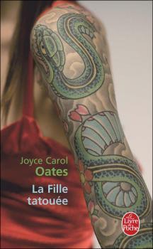 Couverture La fille tatouée