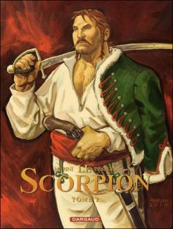Couverture Le Scorpion, tome 02 : Le secret du pape