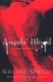 Couverture Chasseuse de vampires, tome 01 : Le sang des anges Editions Gollancz 2010